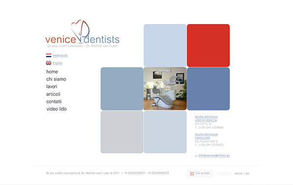 venice dentists template